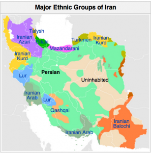Stop Supporting Separatist Groups in Iran
